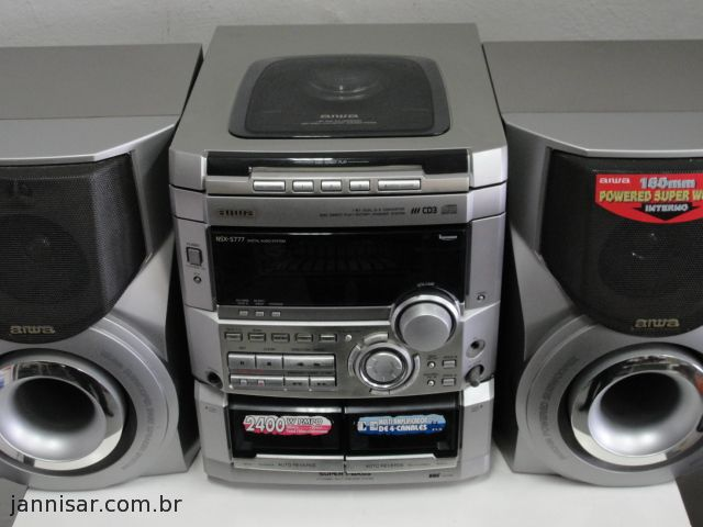 jannisar coisas usadas compra vende troca rh jannisar com br aiwa nsx-s777 manual Aiwa Stereo System NSX D60